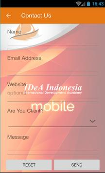 Idea Indonesia apk screenshot