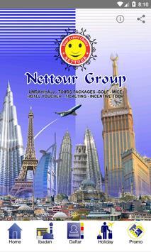 Nettour poster