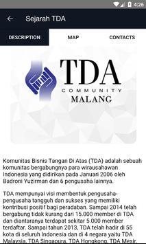 TDA Ngalam screenshot 1