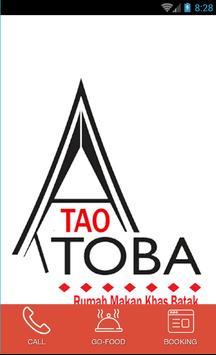 Tao Toba Batam poster