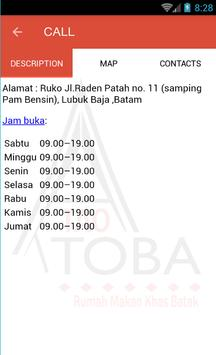 Tao Toba Batam apk screenshot