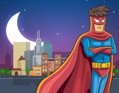 Super Hero Jigsaw Puzzle Game For kids screenshot 4