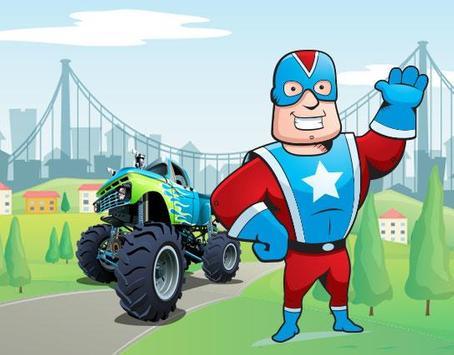 Super Hero Jigsaw Puzzle Game For kids screenshot 5