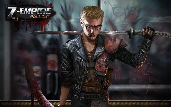 Z-Empire Fallout poster