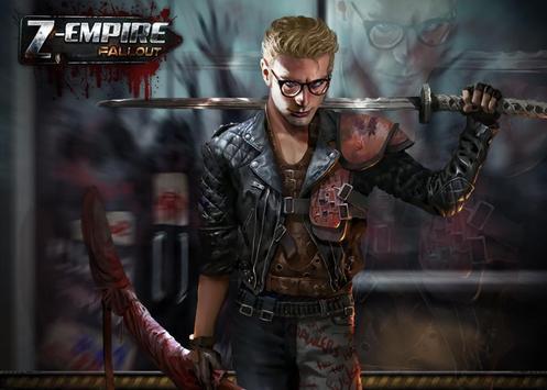 Z-Empire Fallout screenshot 14