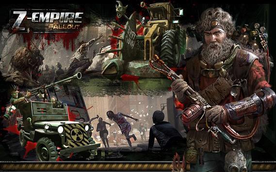 Z-Empire Fallout screenshot 1