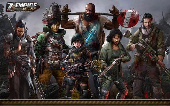 Z-Empire Fallout screenshot 5