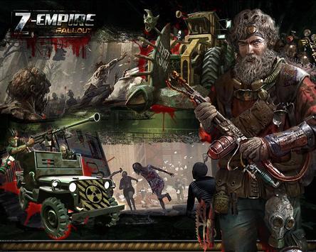 Z-Empire Fallout screenshot 8