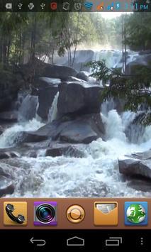 Water Fall Live Wallpaper screenshot 1