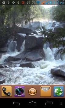 Water Fall Live Wallpaper screenshot 3