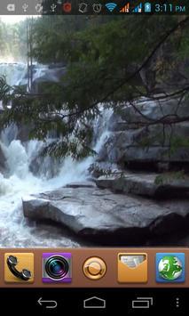 Water Fall Live Wallpaper screenshot 6