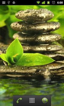 zen garden falls wallpapers apk screenshot