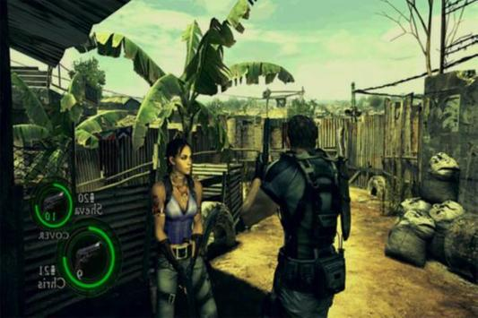 biohazard 5 game for android phone
