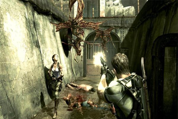 Resident evil 5 android apk data free download | Resident Evil 5 v32