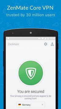 Zenmate vpn apk baixar grtis ferramentas aplicativo para android zenmate vpn cartaz stopboris Image collections
