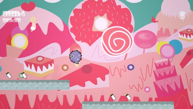 Baby Runner: in the candy world poster