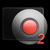 Background Video Recorder 2 icon