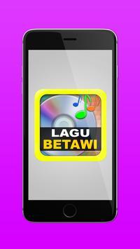 Lagu Daerah Betawi Populer poster