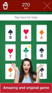 Poker Solitaire: the card game apk screenshot