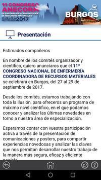 Anecorm Congreso screenshot 1