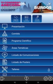 Anecorm Congreso screenshot 4