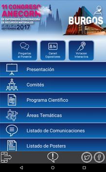 Anecorm Congreso screenshot 5