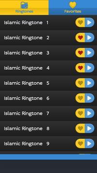 Islamic Ringtones 2017 apk screenshot