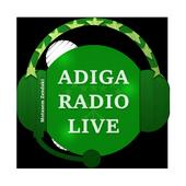 Adiga Radio icon