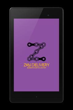 Zen Delivery poster