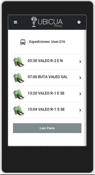 Ubicua Travel apk screenshot