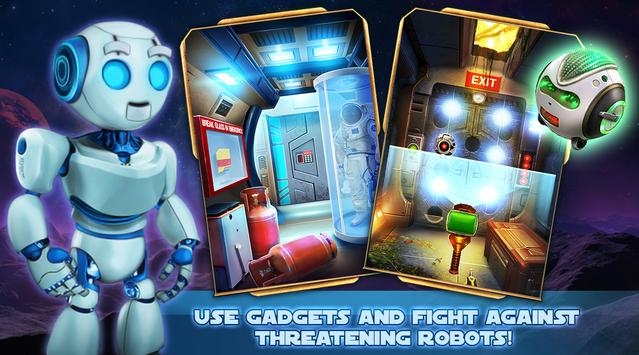 Dave's Quest: Spaceship Escape screenshot 11