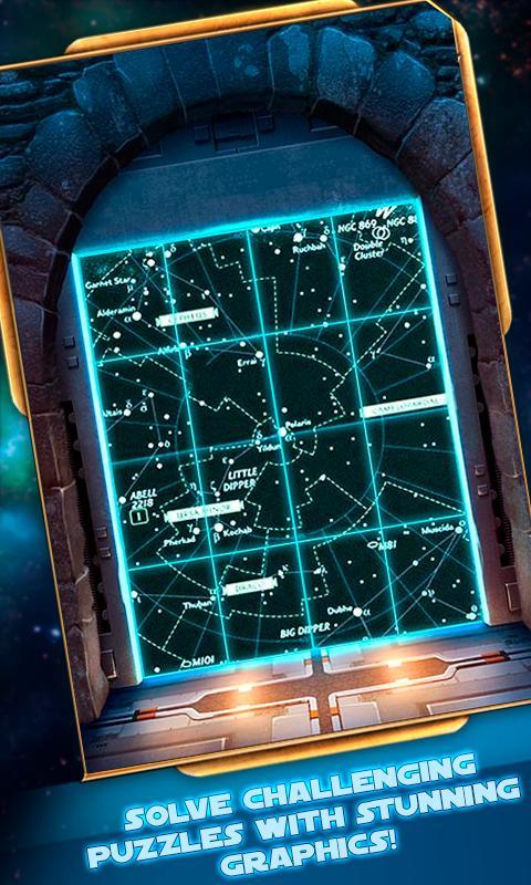 Побег с космического корабля