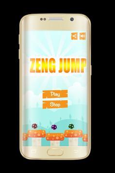 Zenge Jump poster