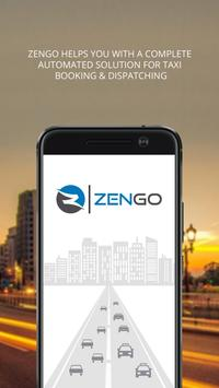 ZENGO Driver poster