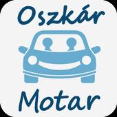 Motar ridesharing icon