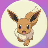 EEVEE pokemon lovely wallpapers icon