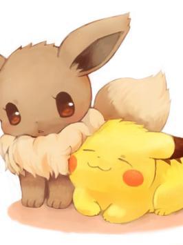 EEVEE pokemon lovely wallpapers screenshot 1