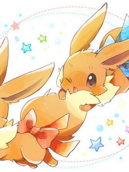 EEVEE pokemon lovely wallpapers screenshot 2