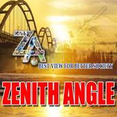 Zenith Angle icon