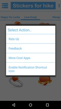 Stickers for hike screenshot 8