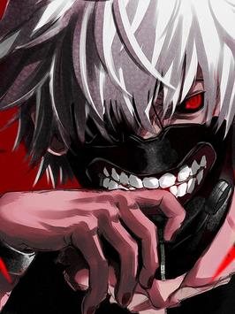 Kaneki Ken Cool Wallpapers poster