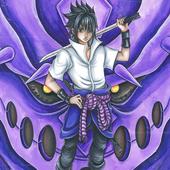 sasuke cool wallpapers icon