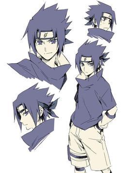 sasuke cool wallpapers screenshot 3