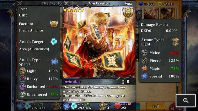 Epic Cards Battle (TCG) Global apk screenshot