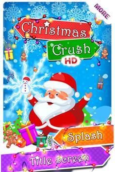 Christmas Crush HD poster