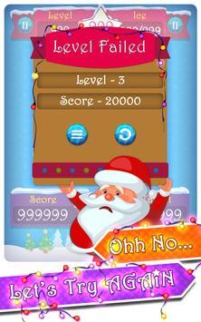 Christmas Crush HD screenshot 13