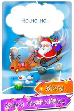 Christmas Crush HD screenshot 1