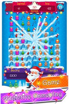 Christmas Crush HD screenshot 3