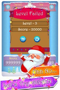 Christmas Crush HD screenshot 5