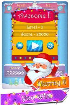 Christmas Crush HD screenshot 6